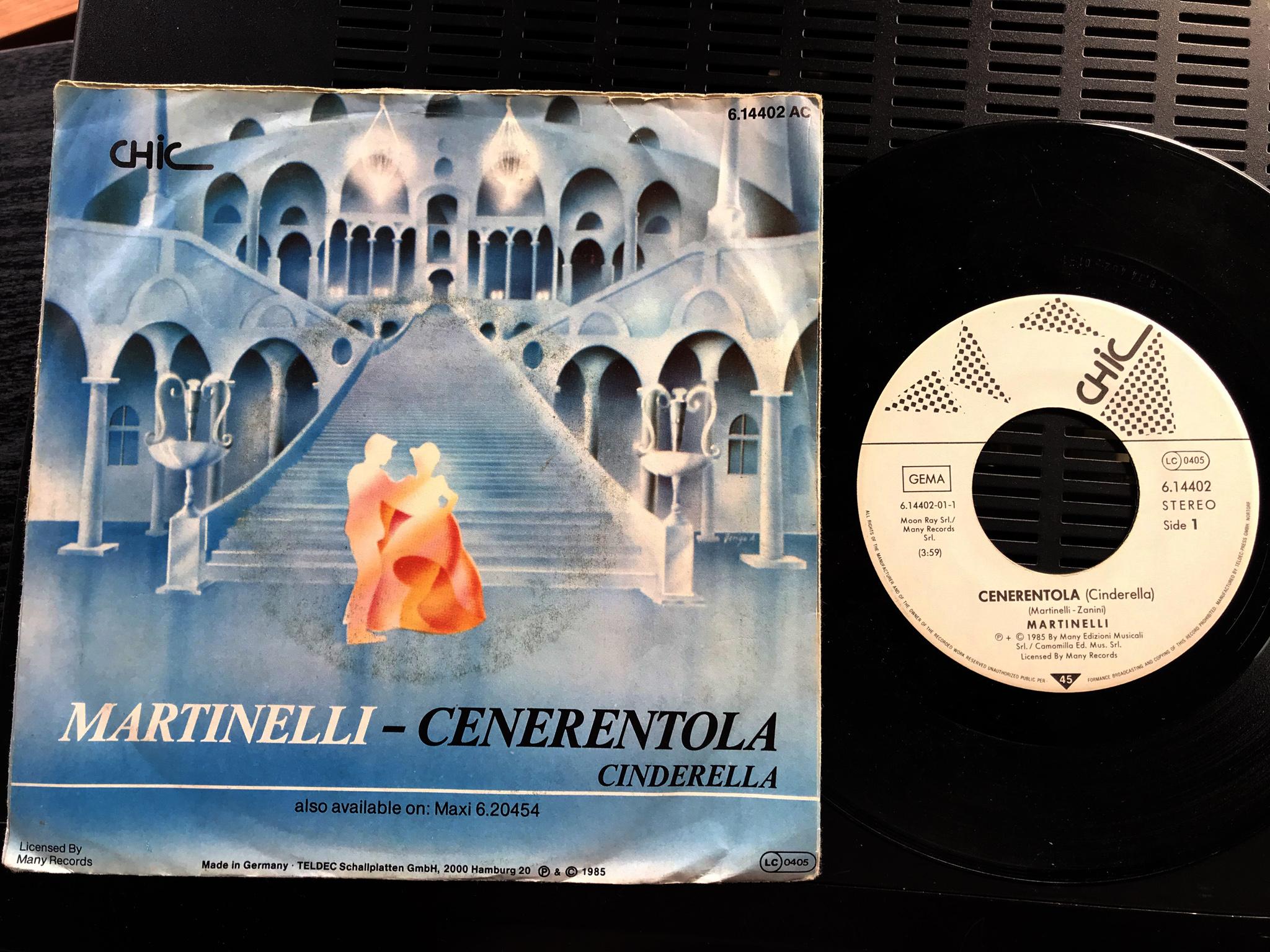 Martinelli - Cenerentola (Cinderella) 7