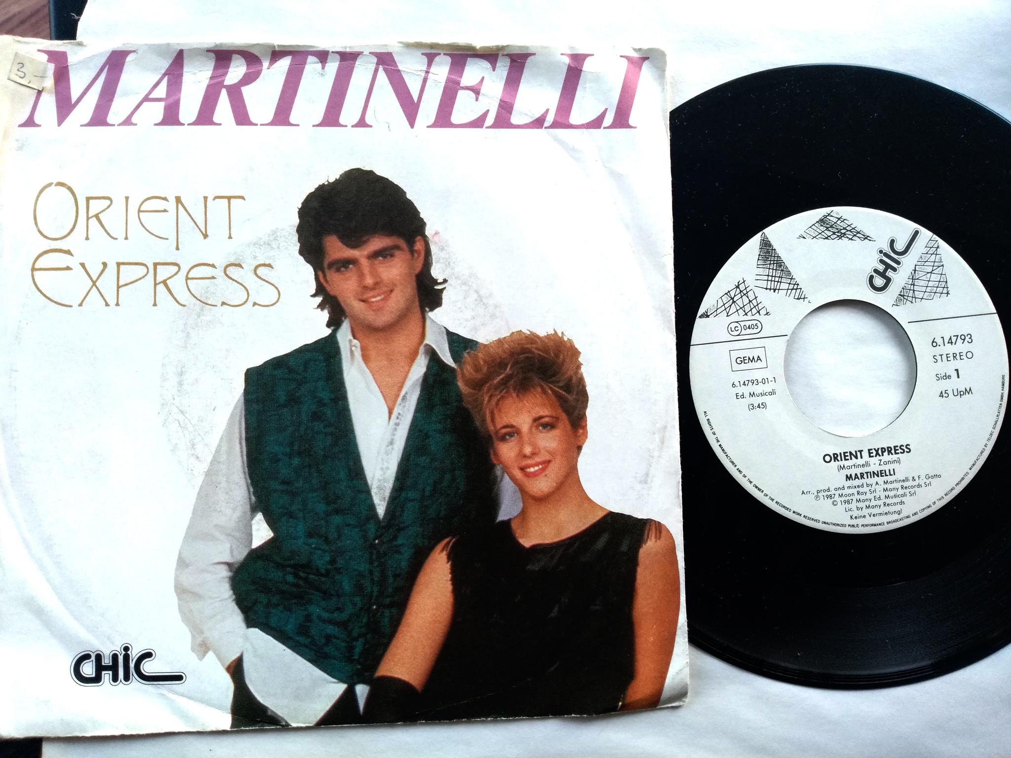 Martinelli - Oriental Express 7'