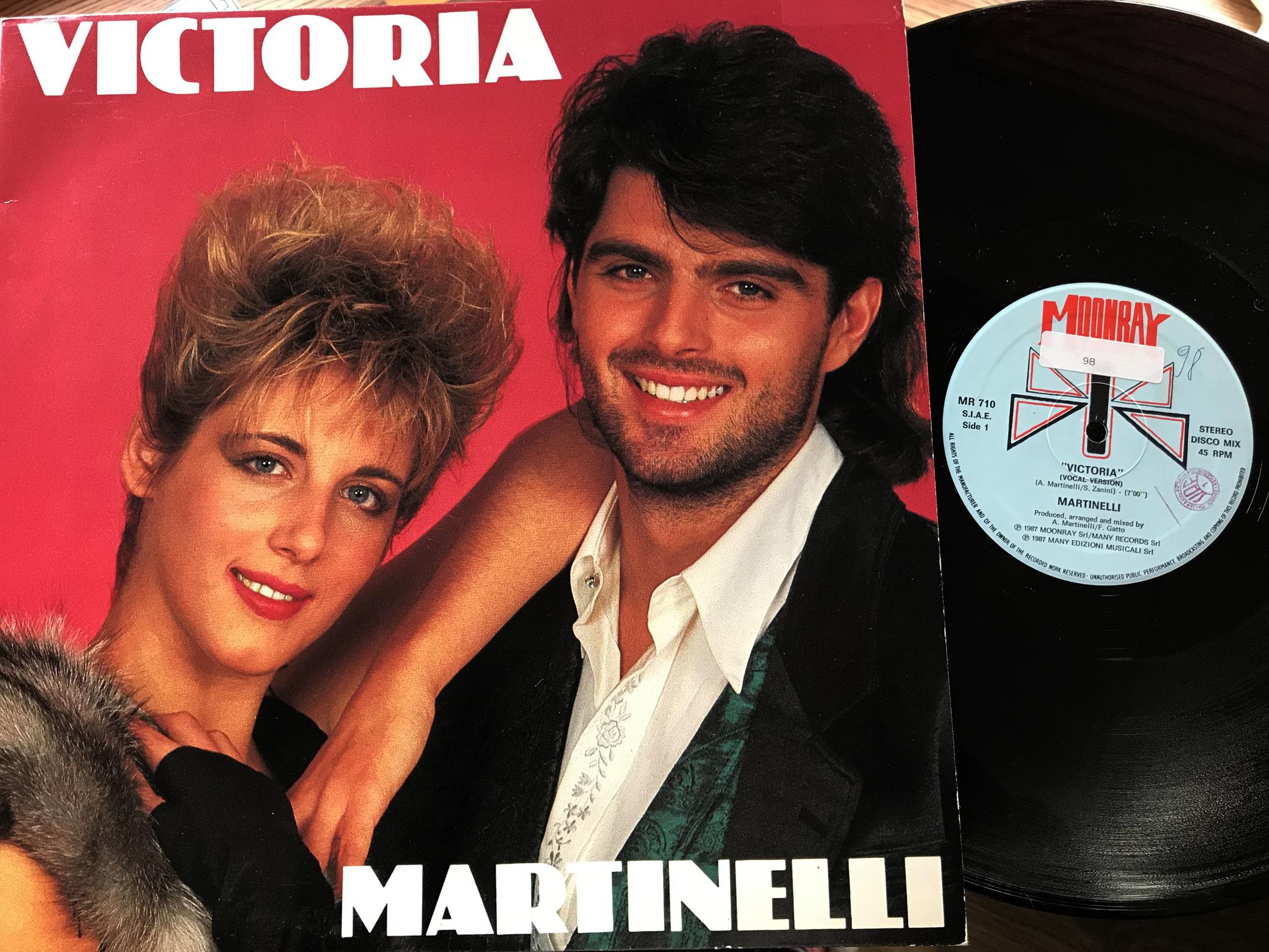 Martinelli - Victoria