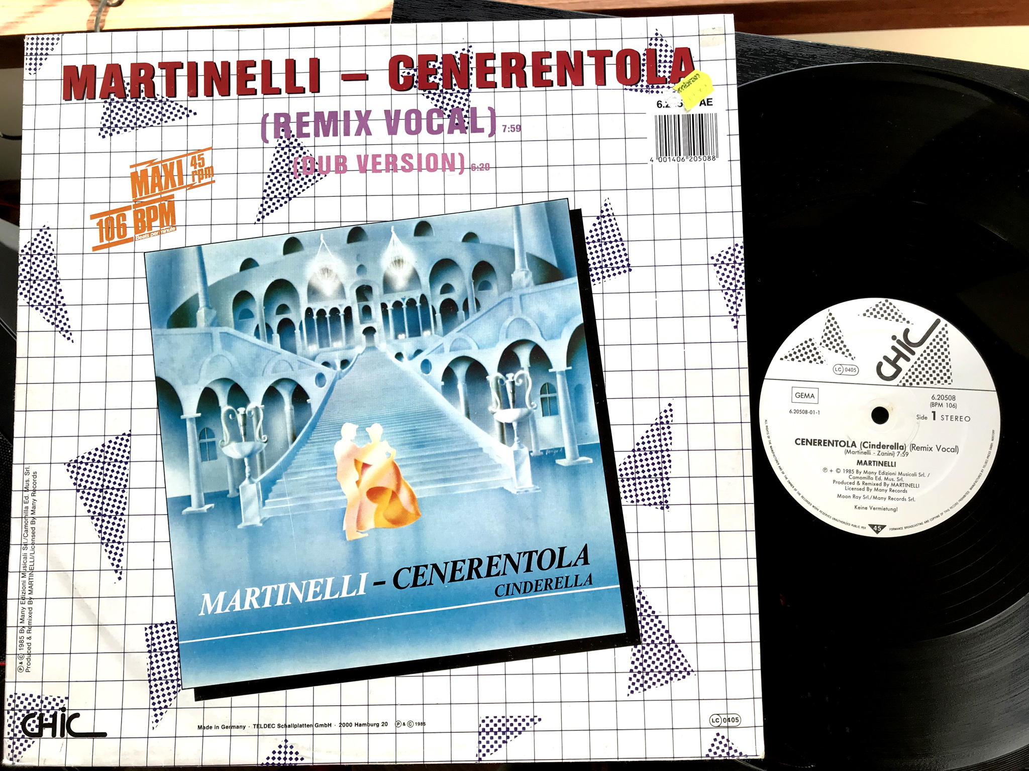 Martinelli - Cenerentola (Cinderella Remix)