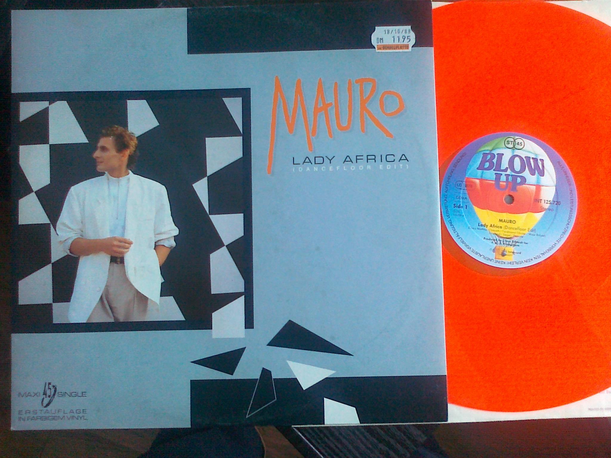 Mauro - Lady Africa