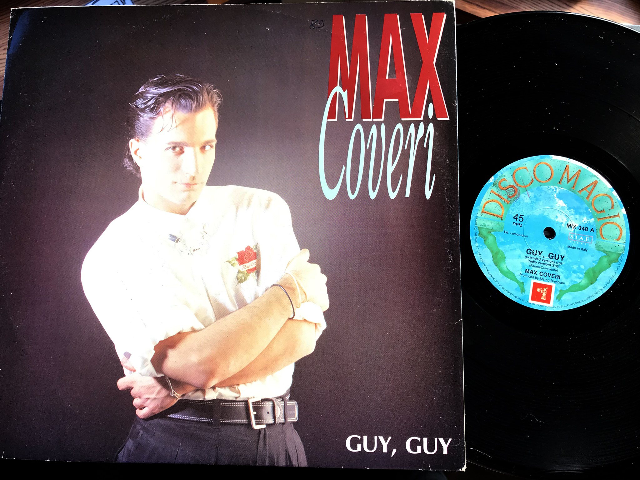 Max Coveri - Guy Guy