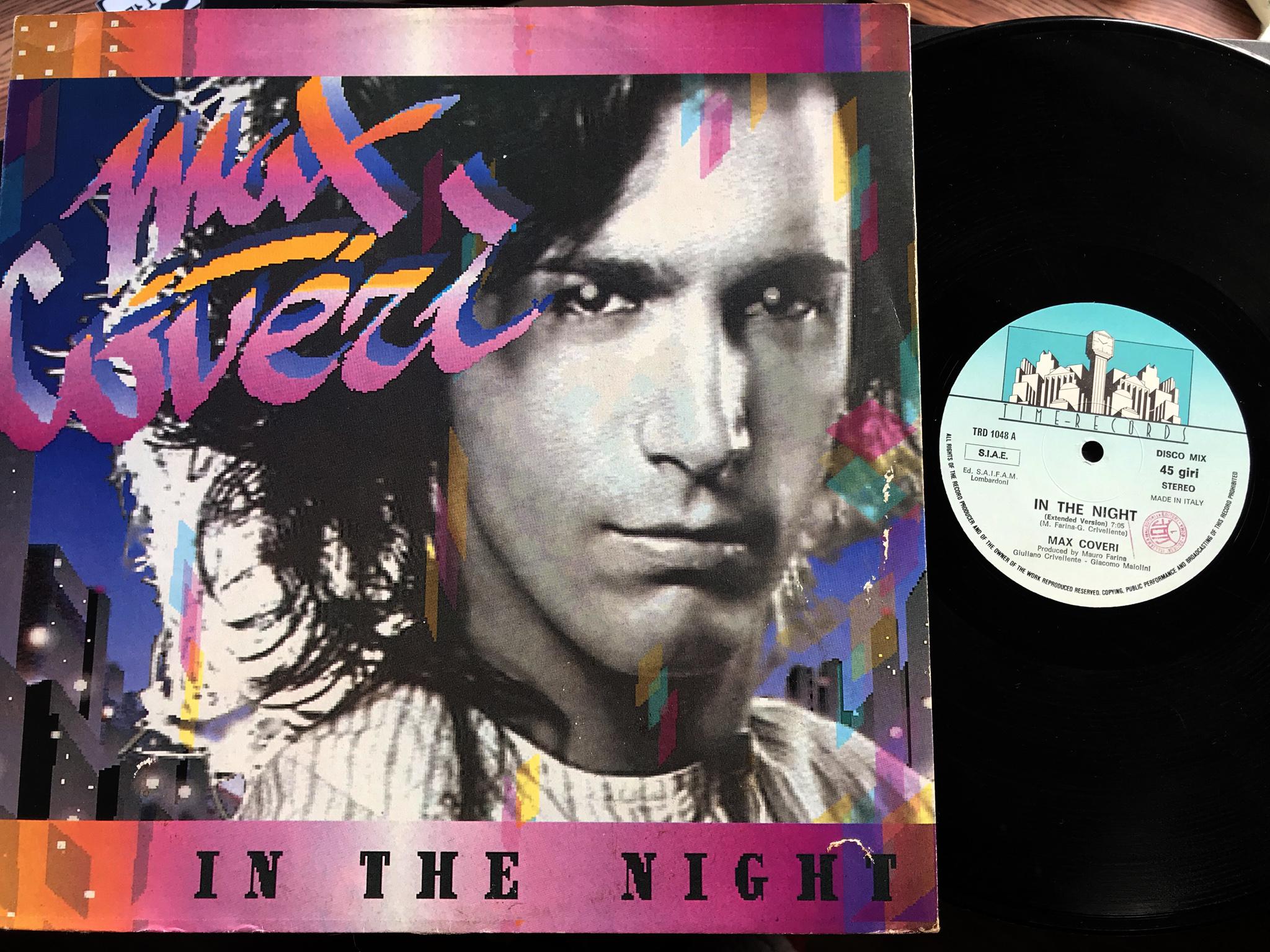 Max Coveri - In The Night