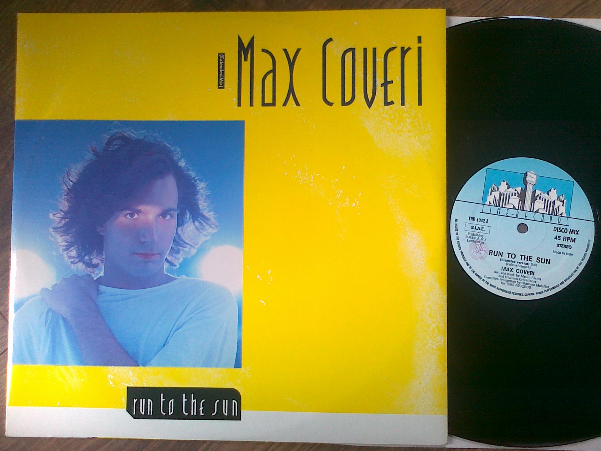 Max Coveri - Run To The Sun
