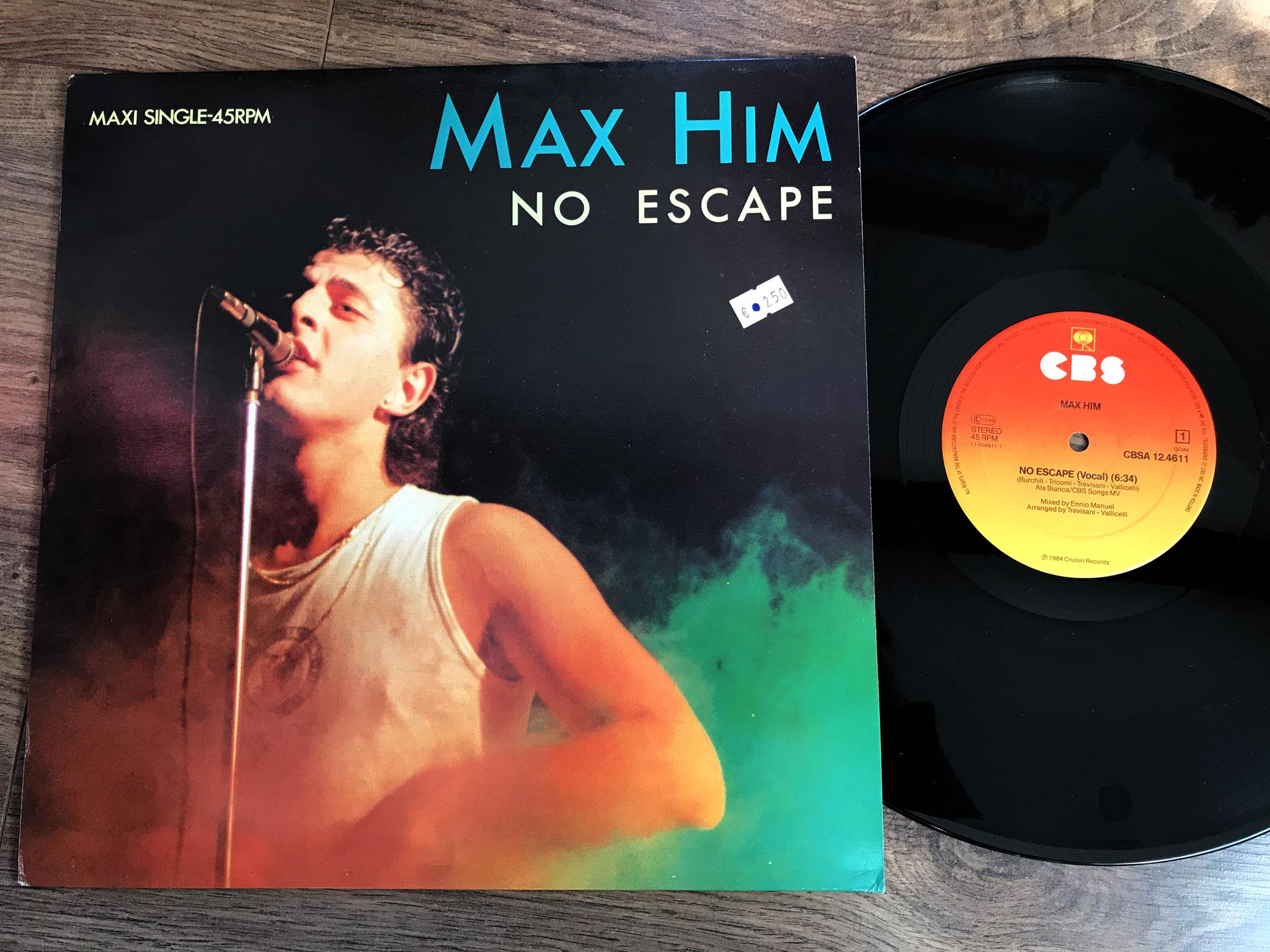 Max Him - No Escape