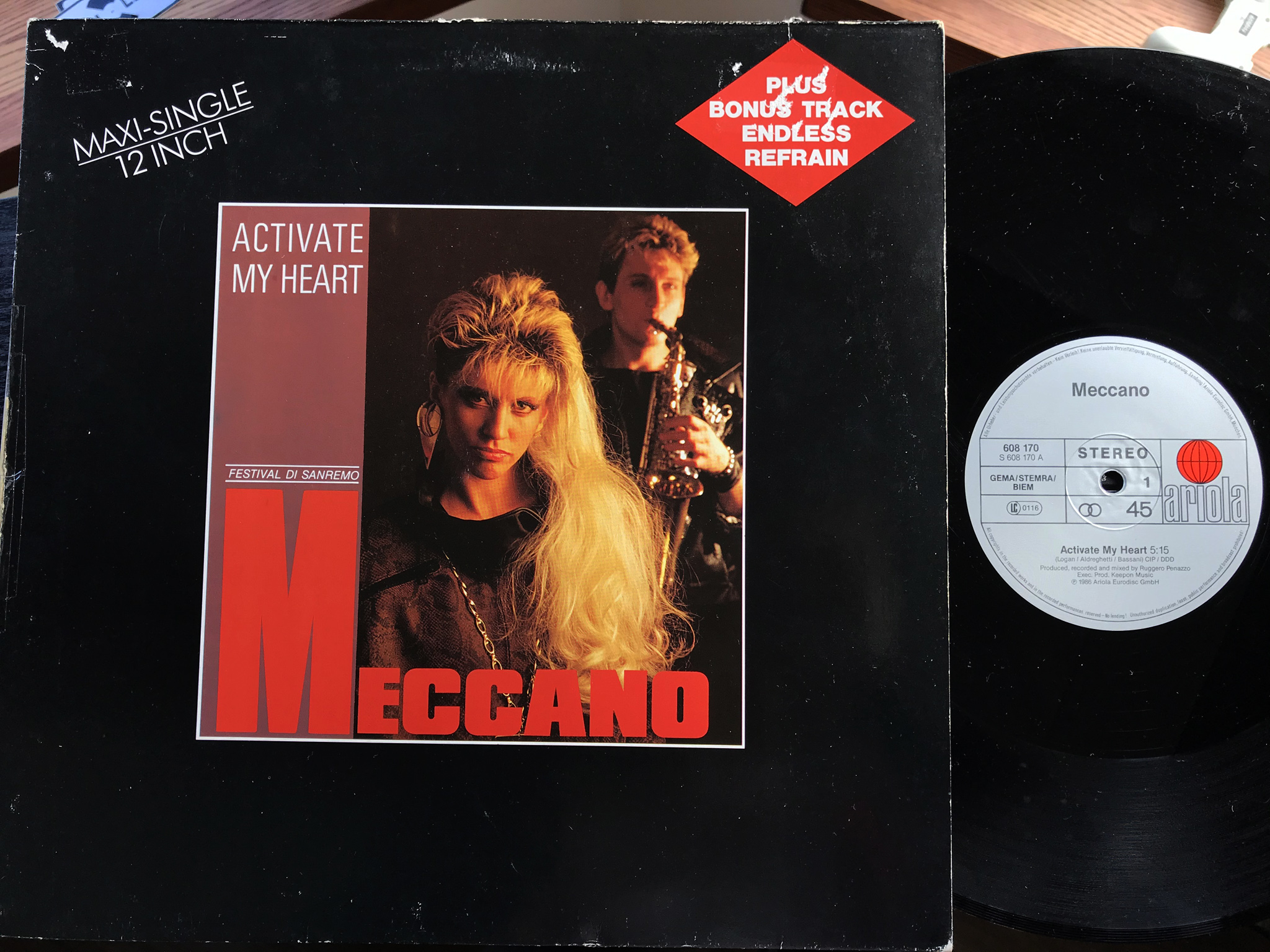 Meccano - Activate My Hert