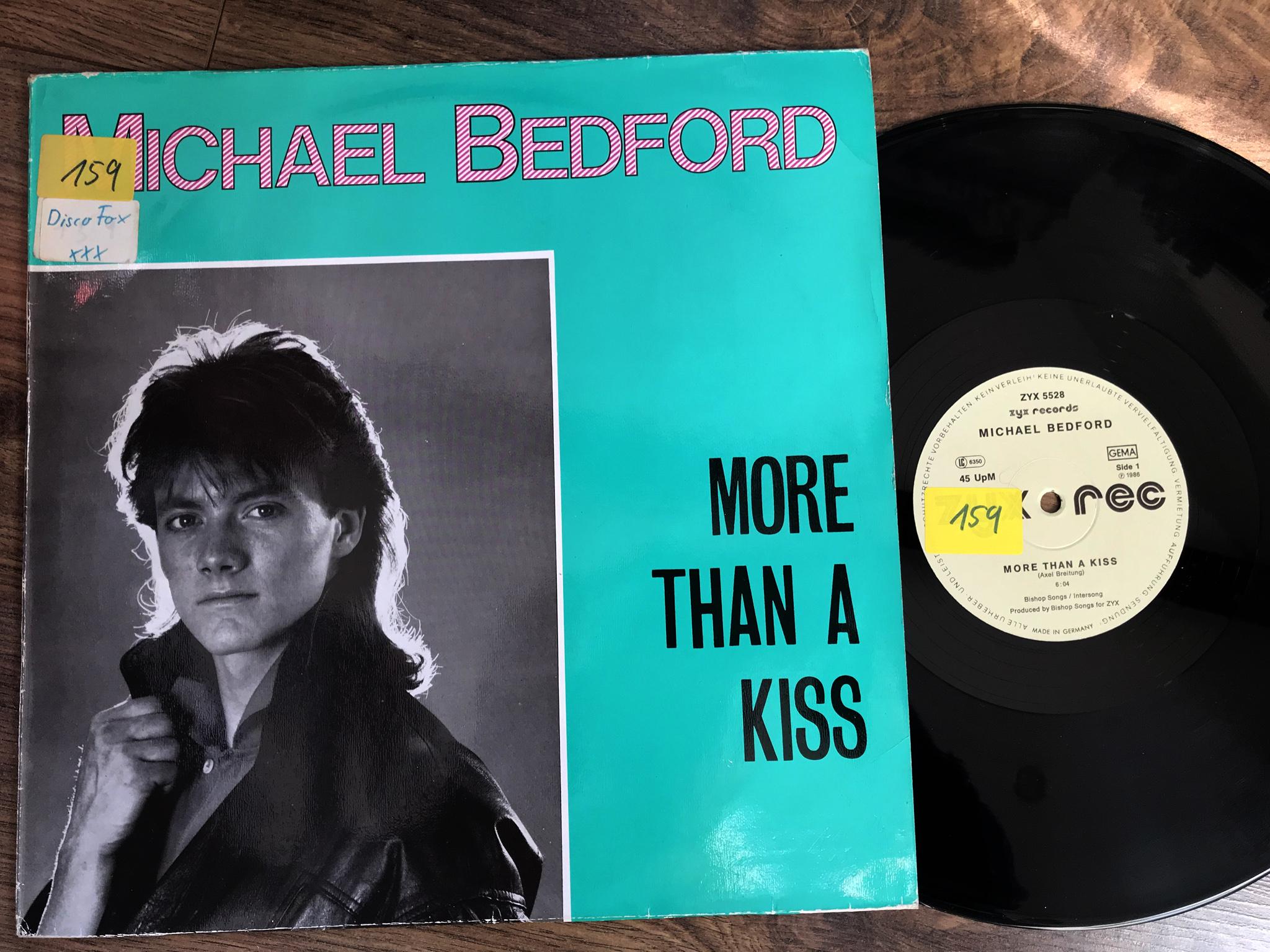 Michael Bedford - More Than A Kiss