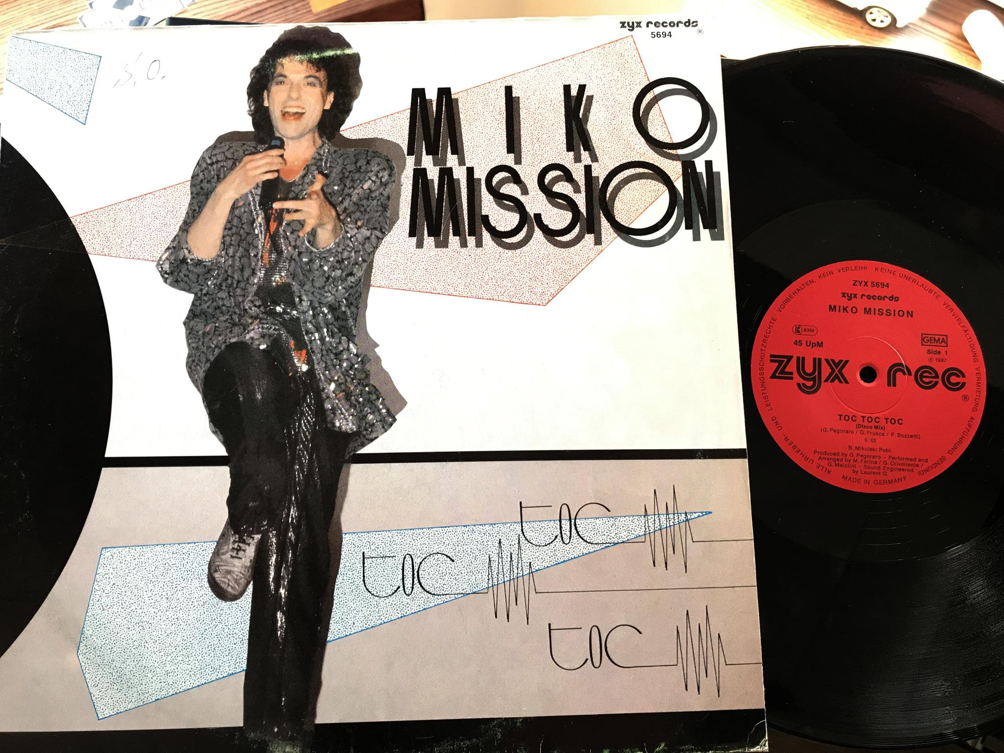 Miko Mission - Toc Toc Toc