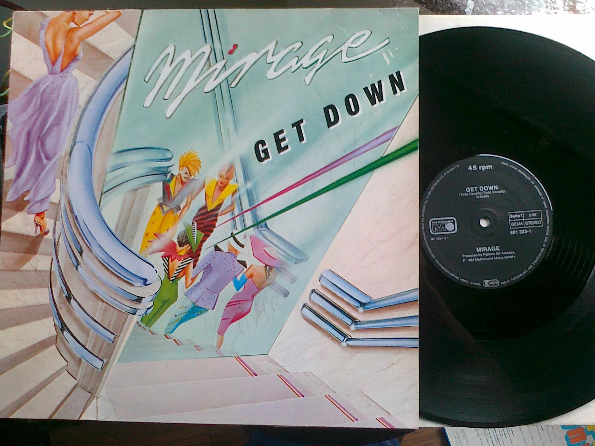 Mirage - Get Down