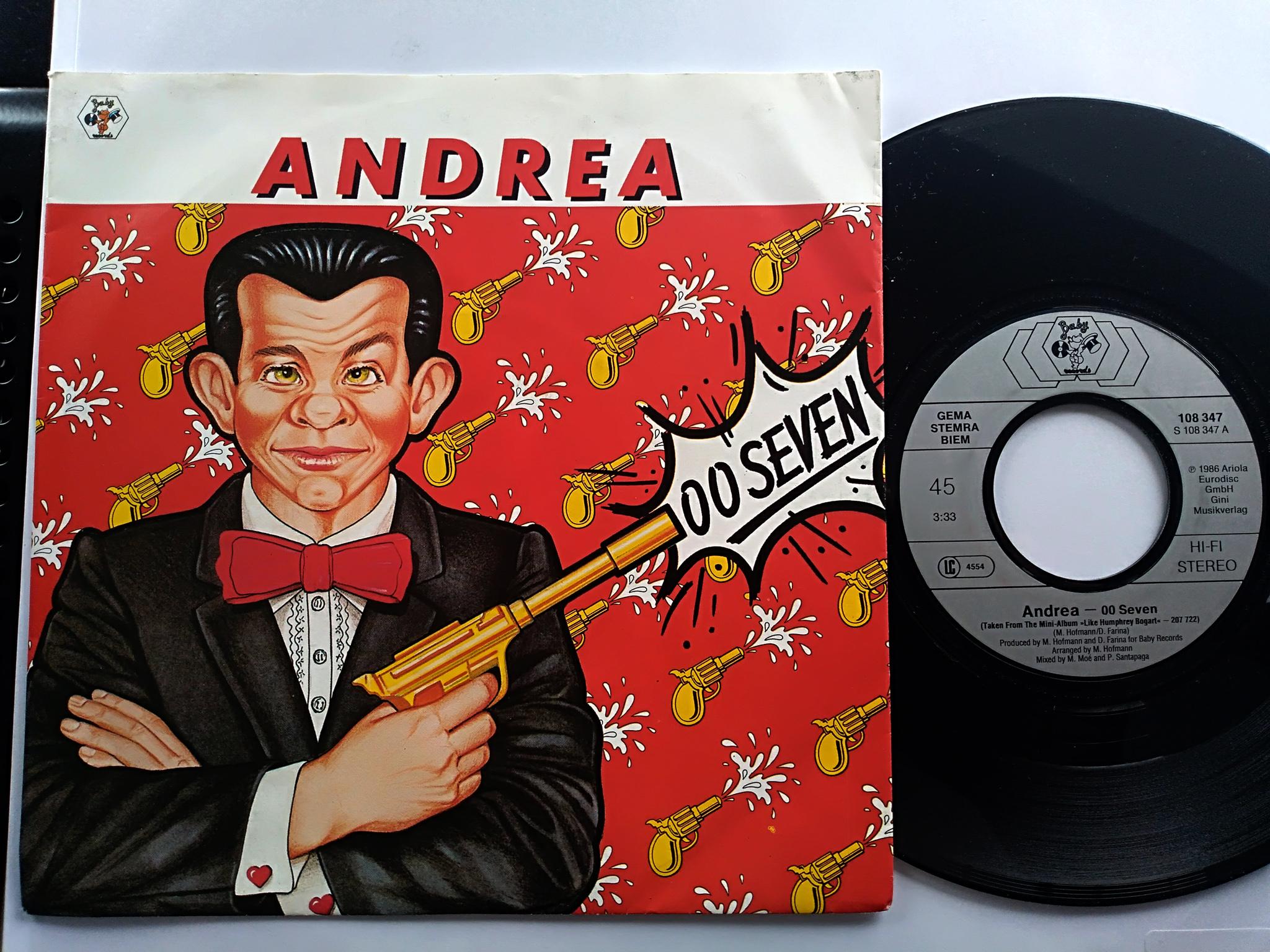 Andrea - 00Seven 7'