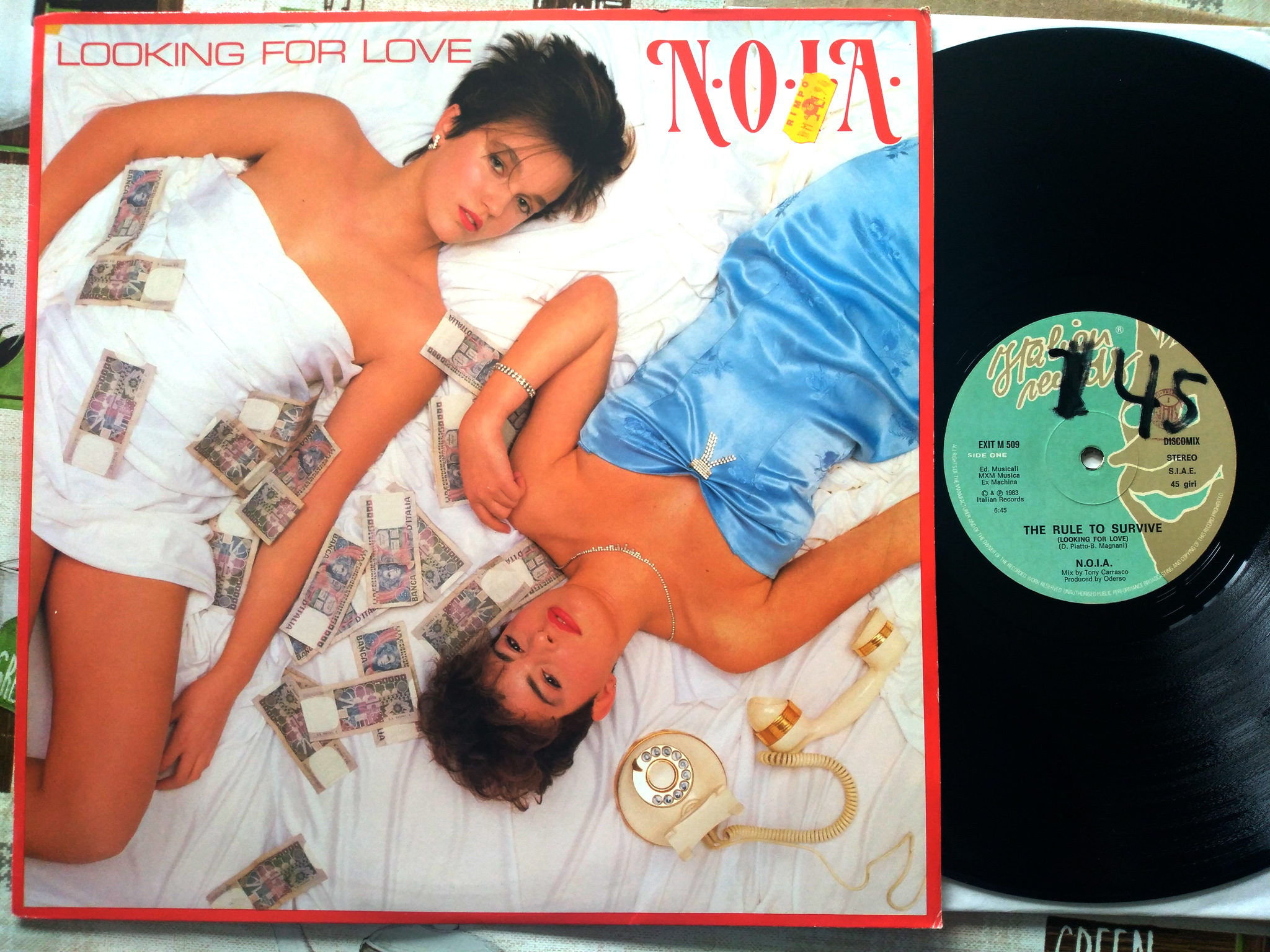 N.O.I.A - Looking For Love