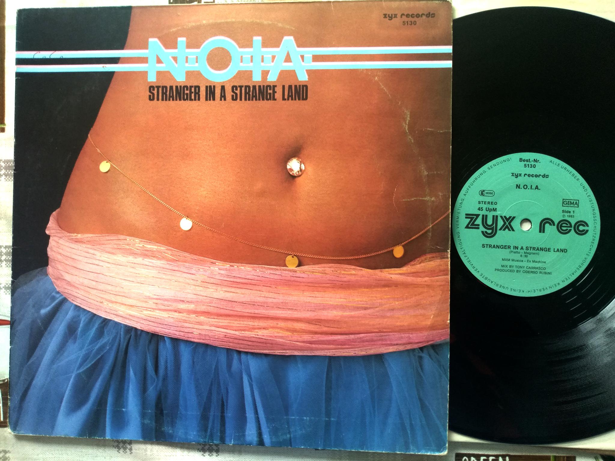 N.O.I.A - Stranger In A Strange Land