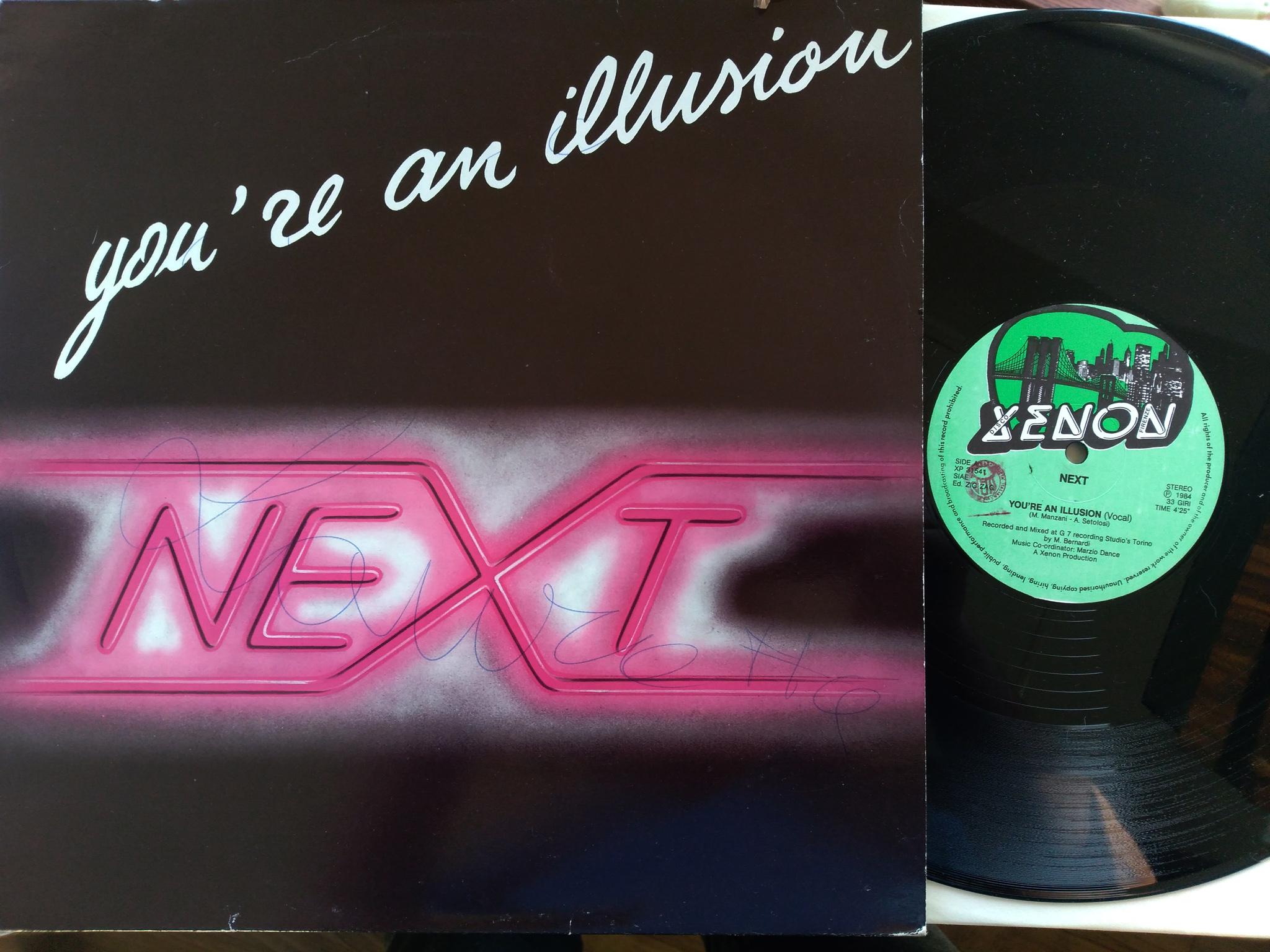 Next - You're An Illusion