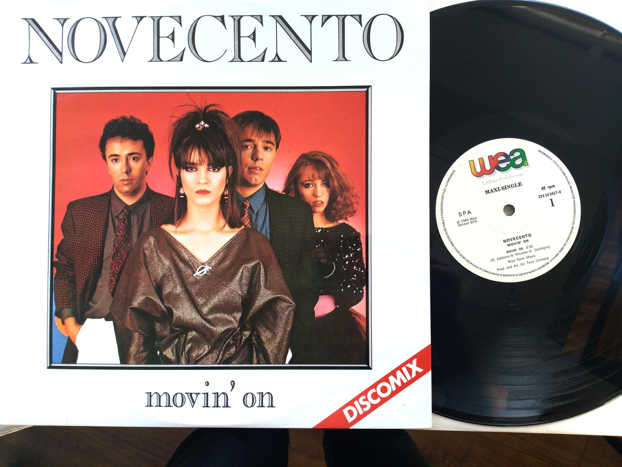 Novecento - Movin' On