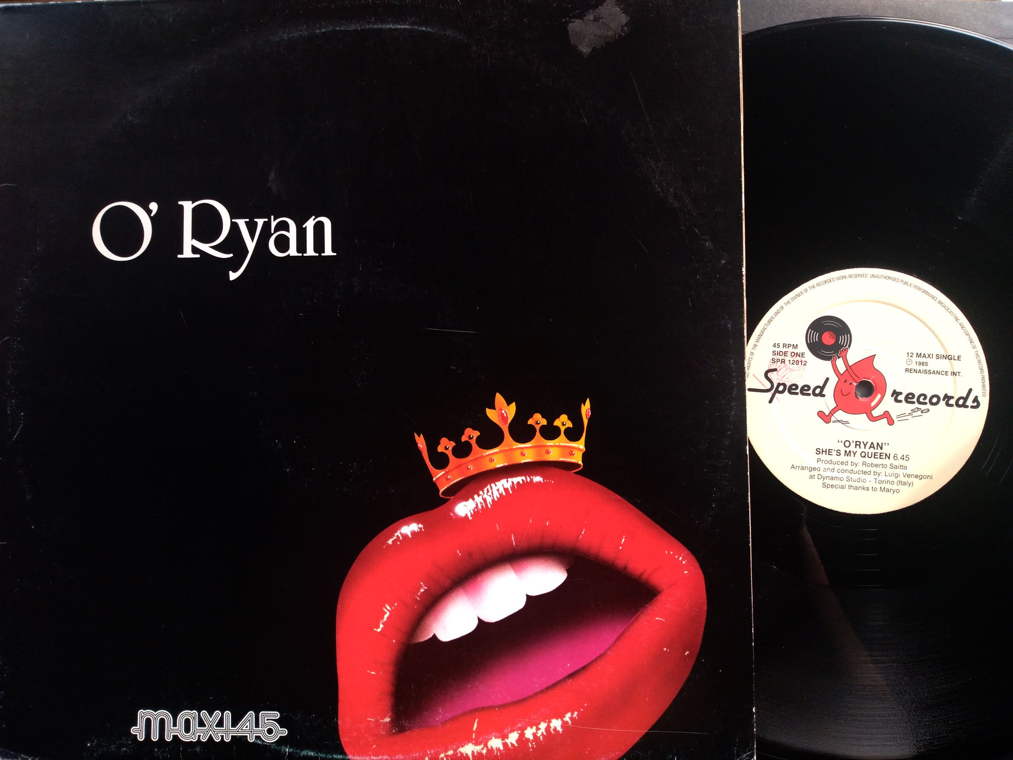 O'Ryan - She' My Queen