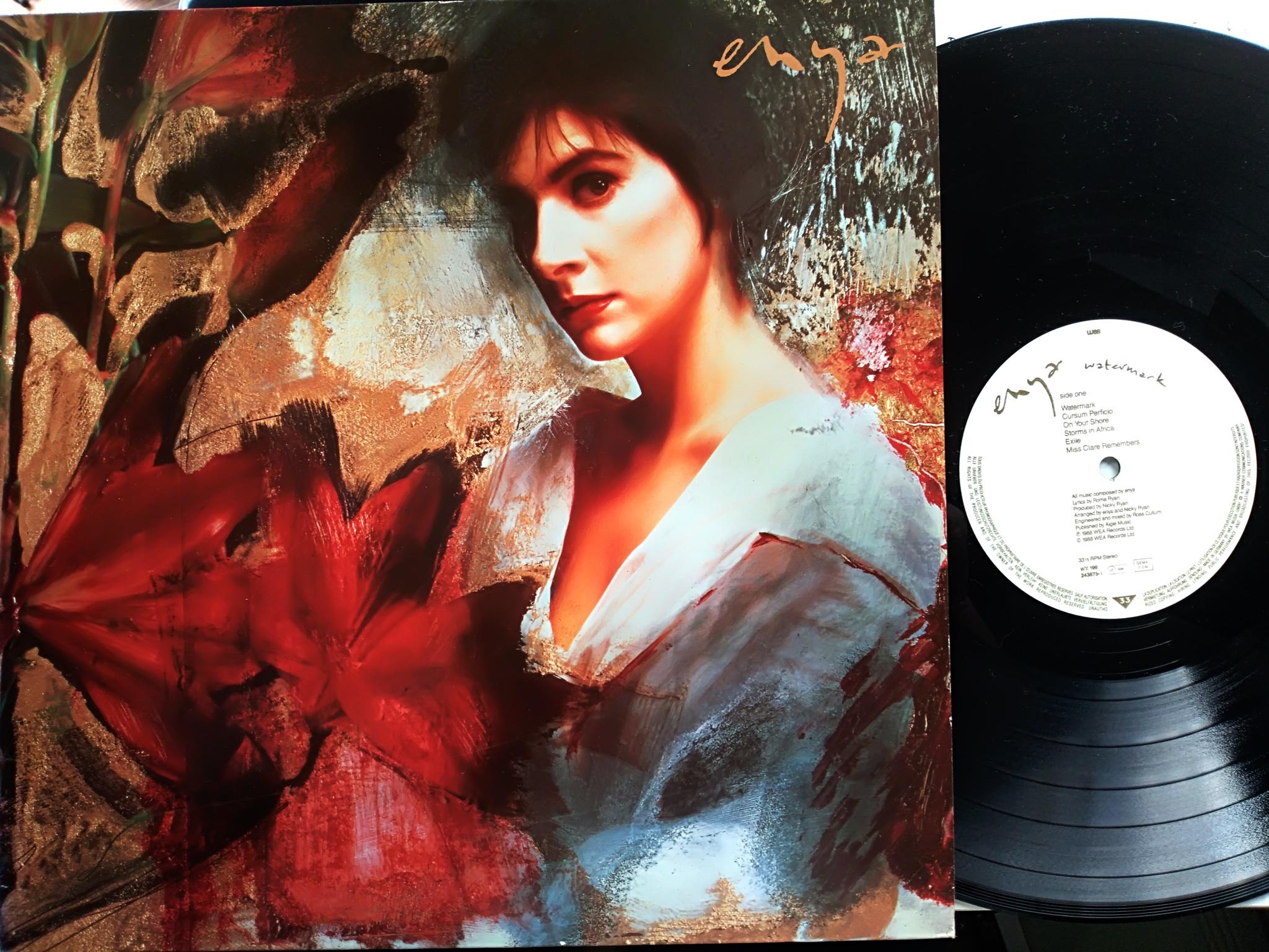 Enya - Watermark LP