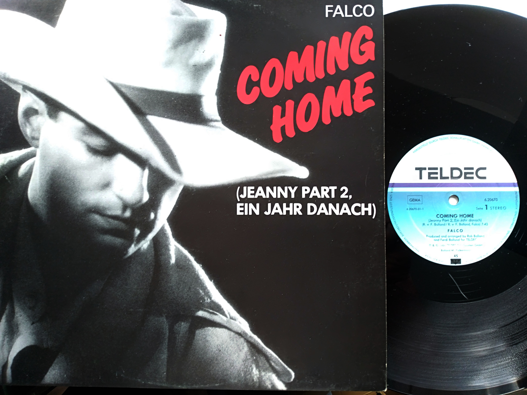 Falco - Coming Home (Jeanny Part 2)