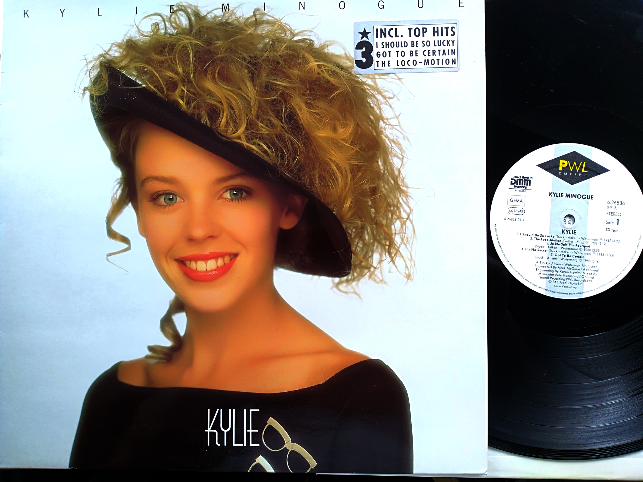 Kylie Minogue - Kylie LP