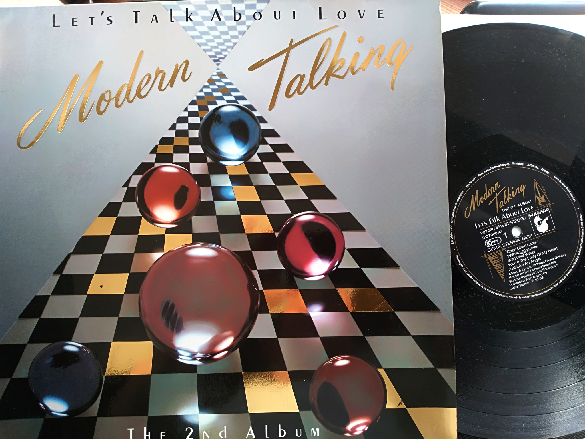 Modern Talking - Let's Talk About Love 2album