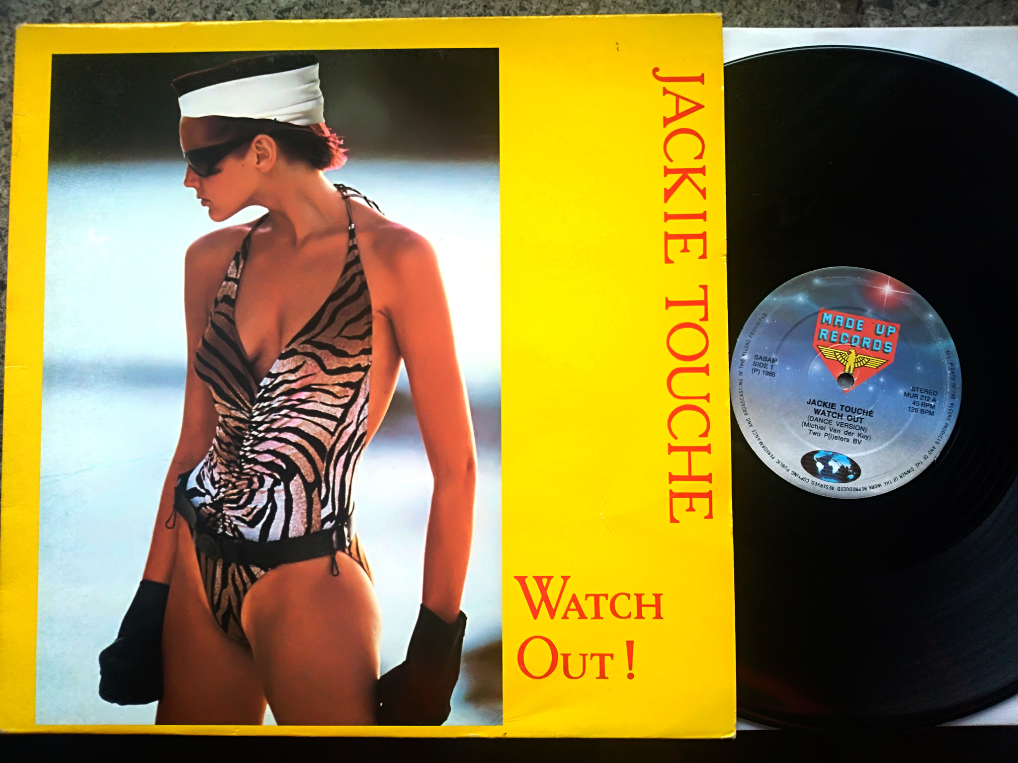 Jackie Touche - Watch Out!