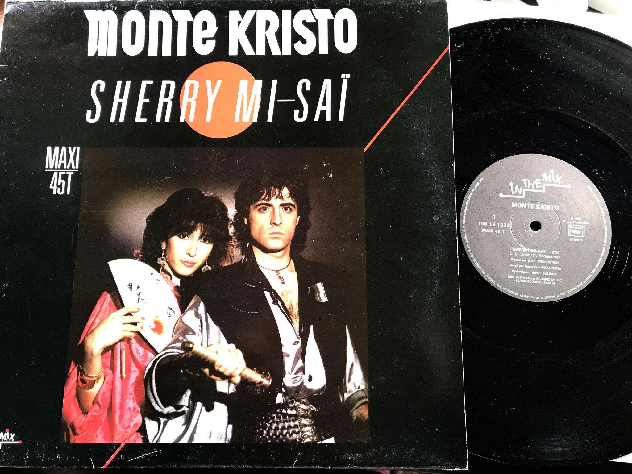 Monte Kristo - Sherry Mi-Saï