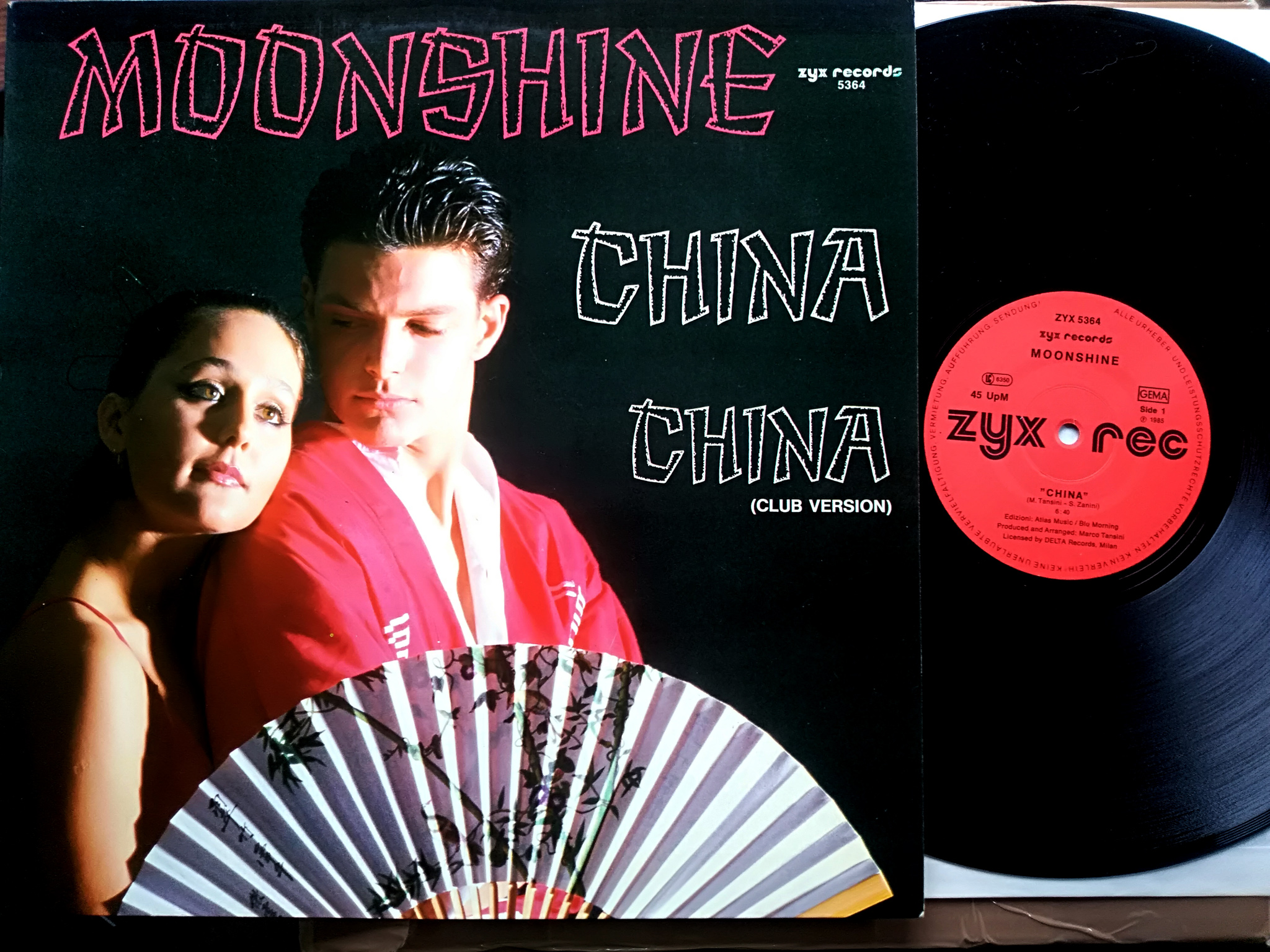 Moonshine - China