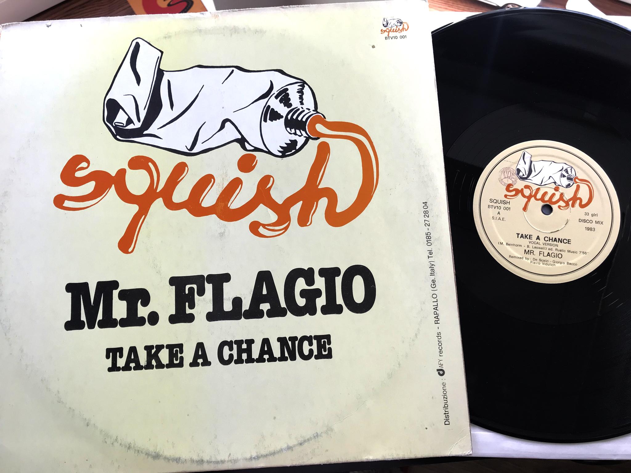 Mr. Flagio - Take A Chance