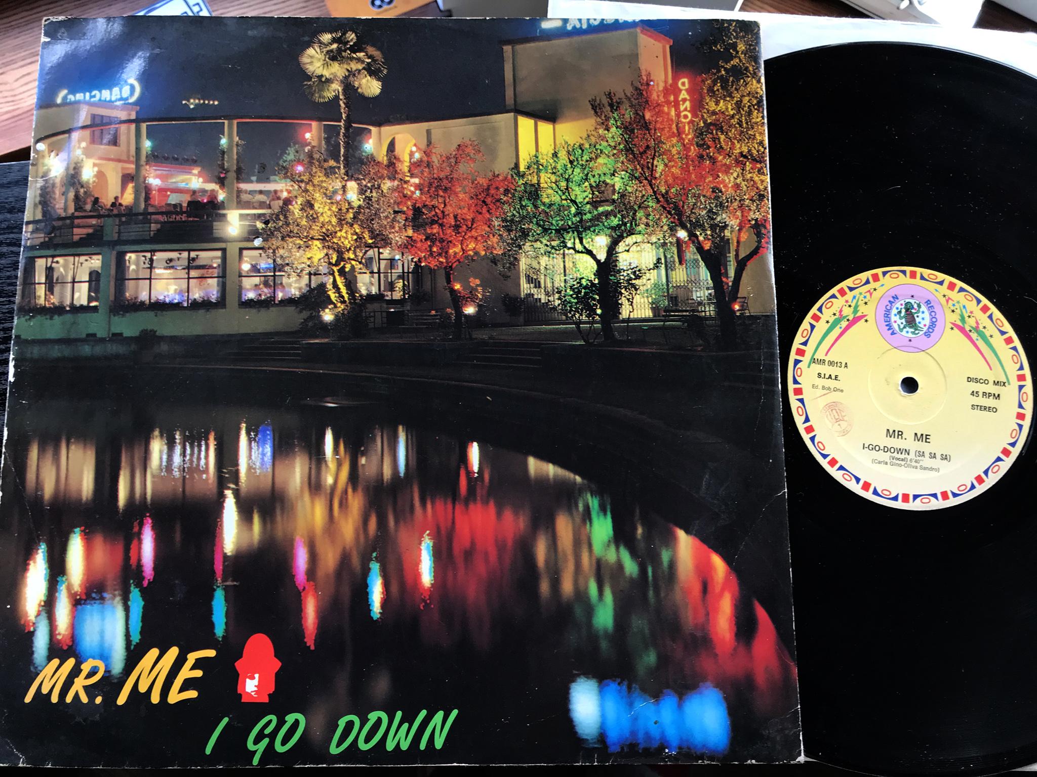 Mr. Me - I Go Down