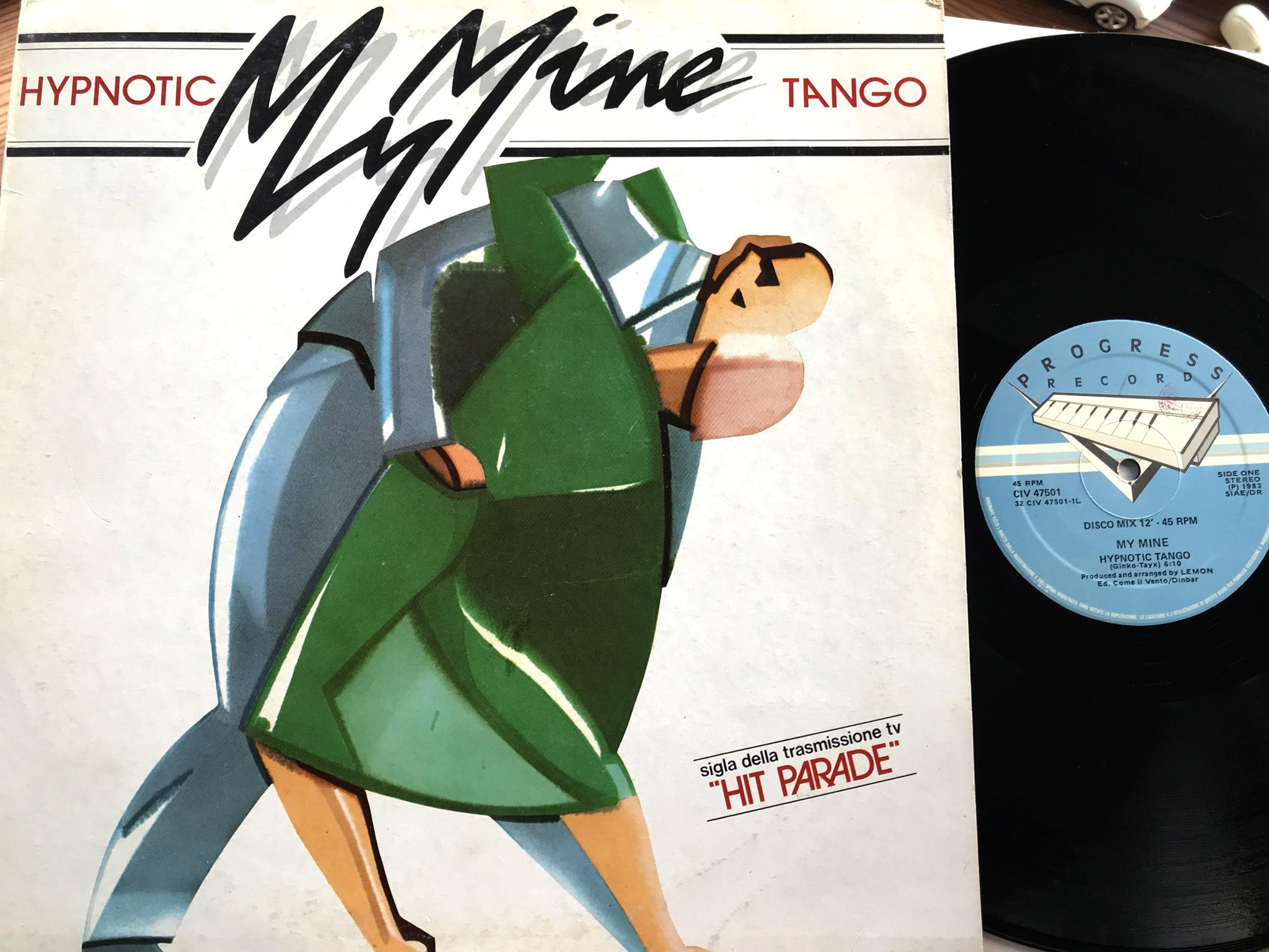 My Mine - Hypnotic Tango 1