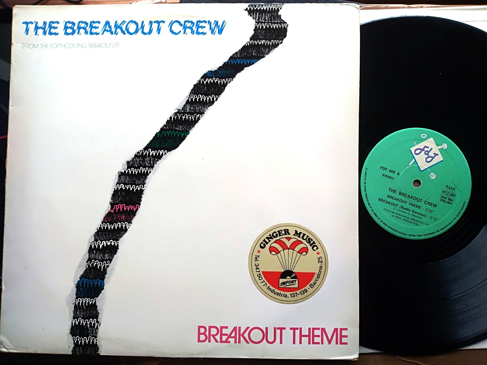 The Breakout Crew - Breakout Theme